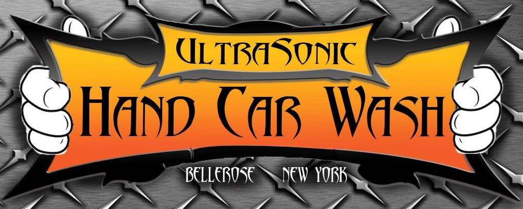Logo Ultra Sonic Car Wash